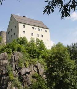 Windischeschenbach | Waldnaabtal-Museum in der Burg Neuhaus